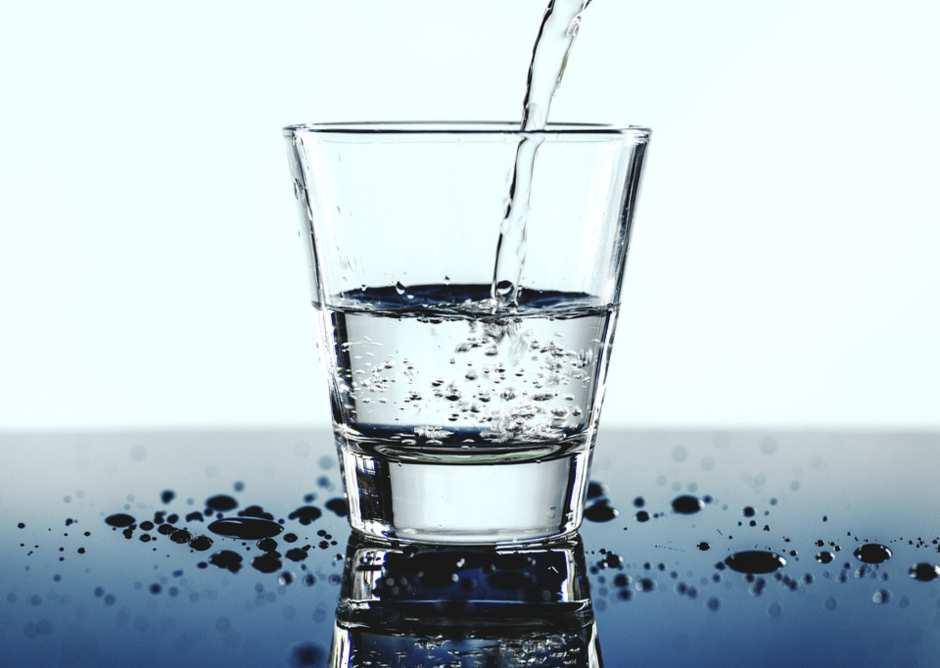 idratare il corpo e la mente