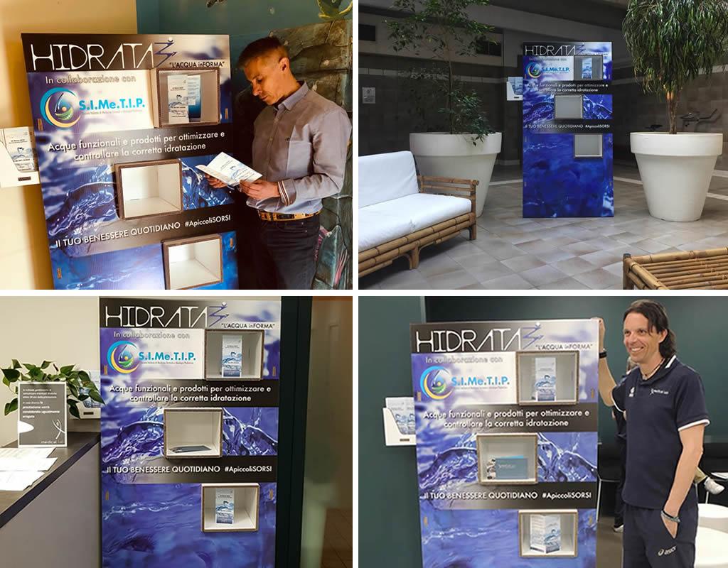 Corner convenzionati Hidrata3