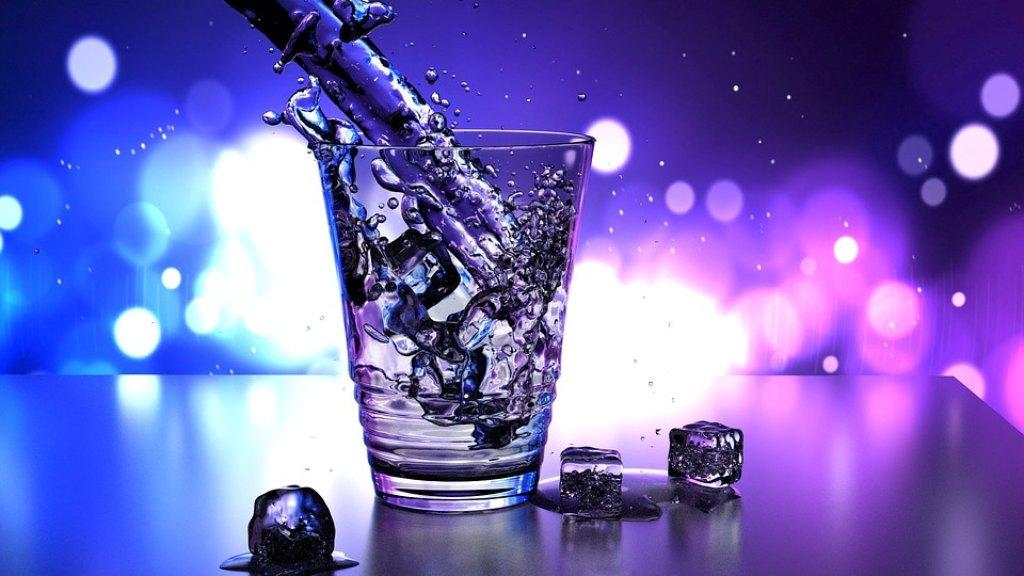 Non bevo abbastanza acqua