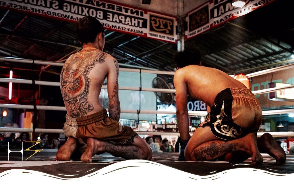 Idratazione e sport da combattimento