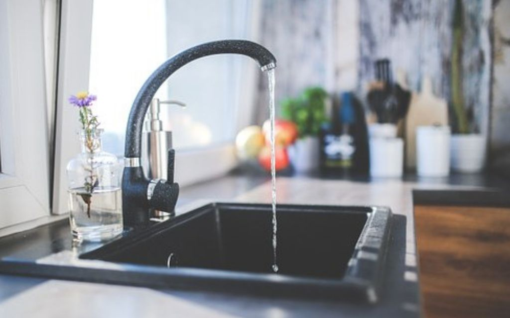 un esempio di rubinetto frangigetto