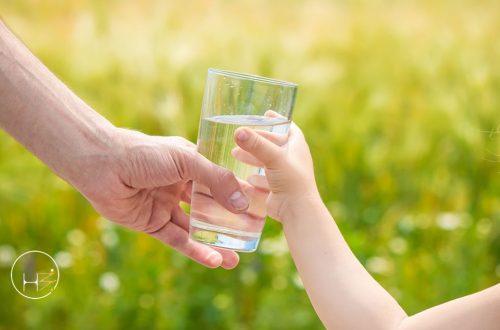 Ridurre il consumo di acqua a casa