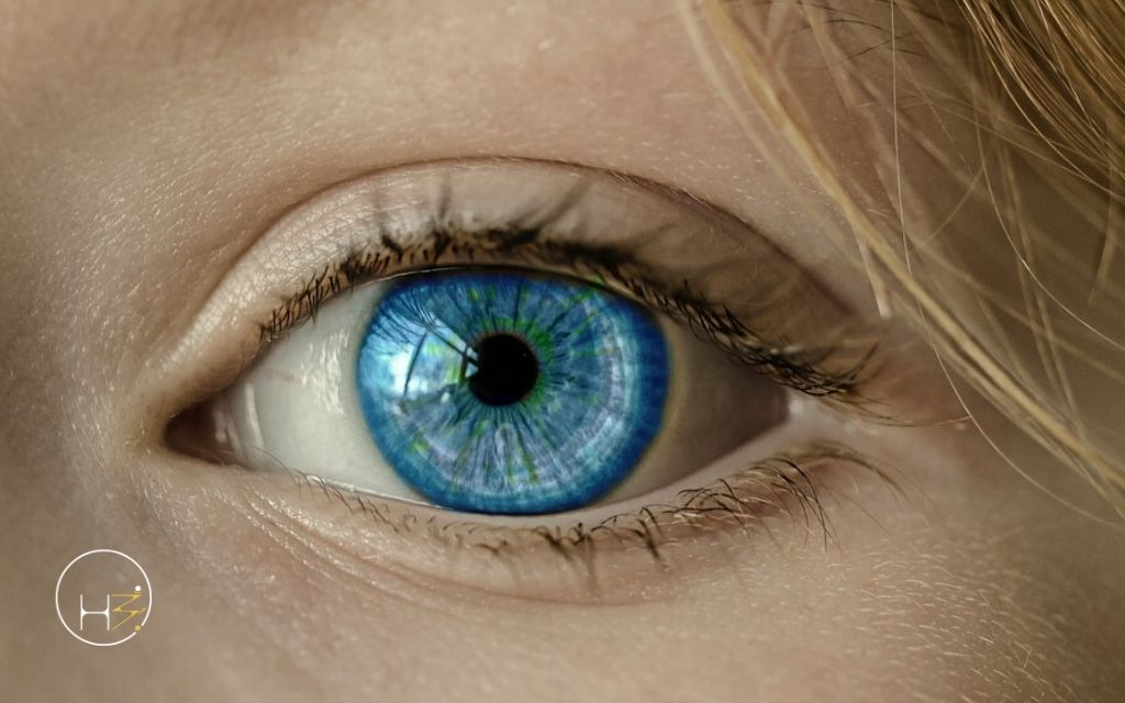 salute degli occhi e idratazione